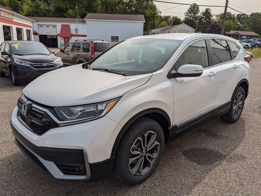 2020 Honda CR-V EX-L - Honda dealer serving Zanesville OH ...